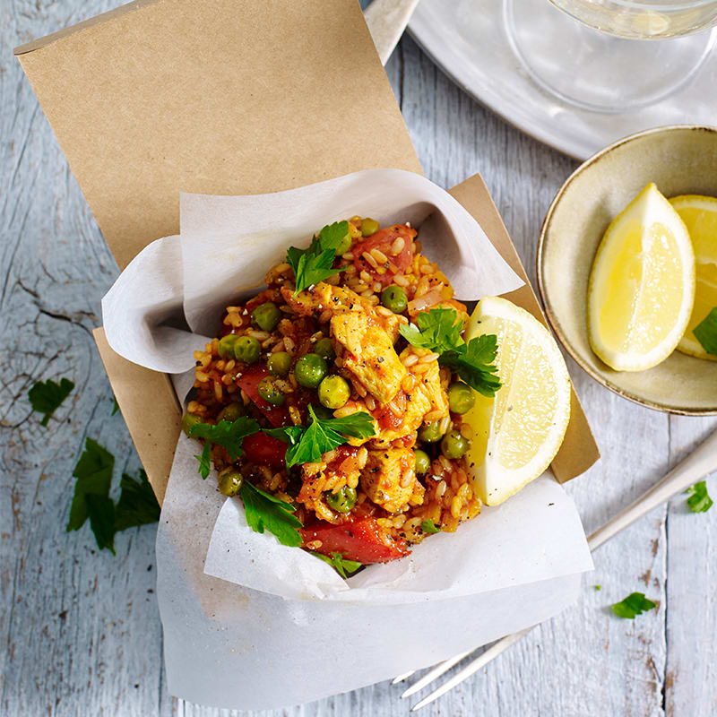 Photo of Paella by WW