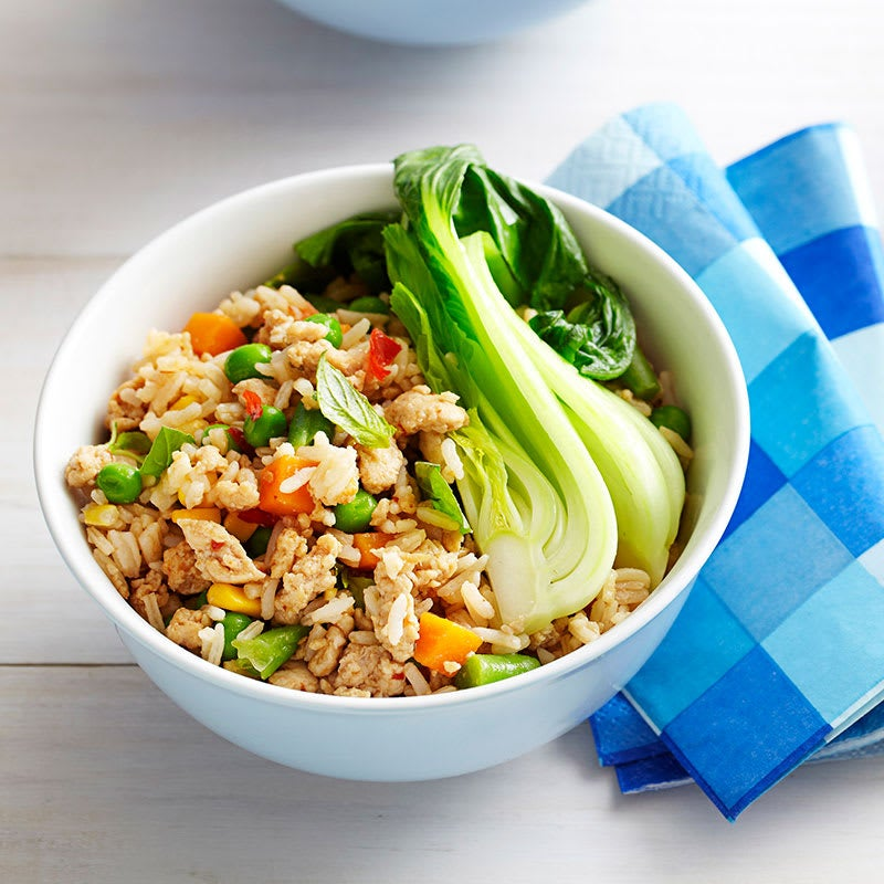 Photo of Thai chicken fried rice by WW