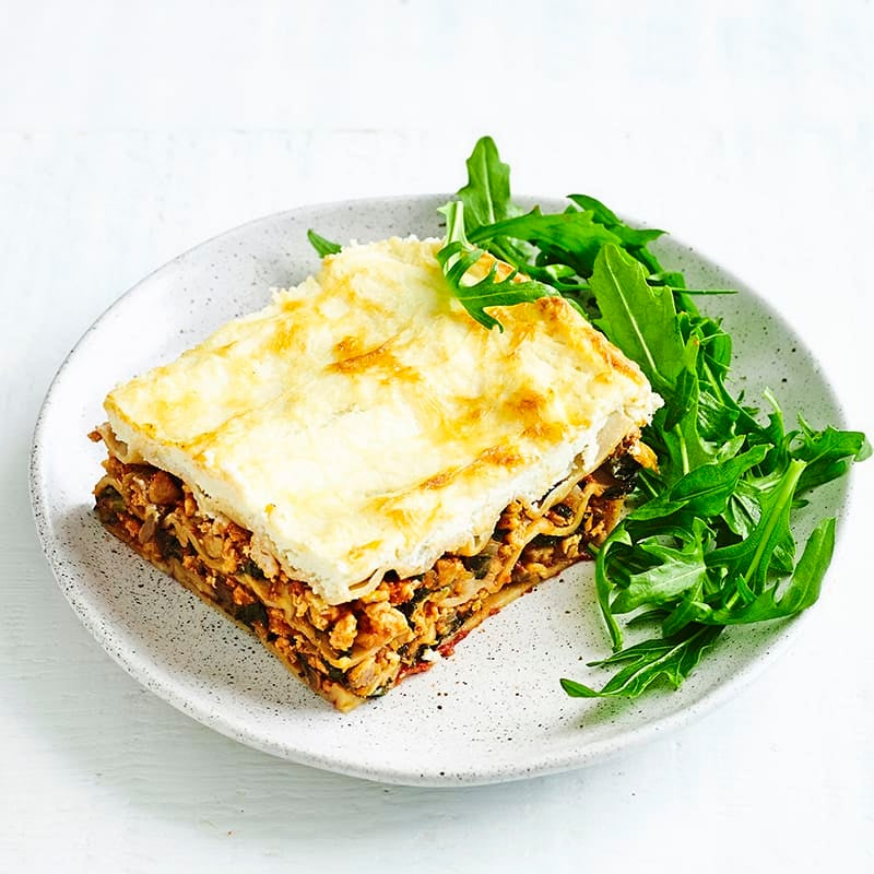 Photo of Chicken and mushroom lasagne by WW