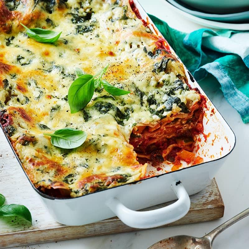 Photo of Vegetarian lasagne by WW