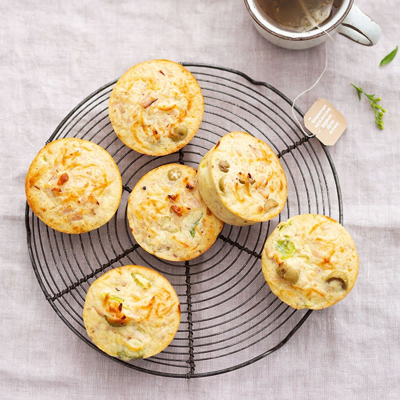 Photo of Bacon muffins by WW