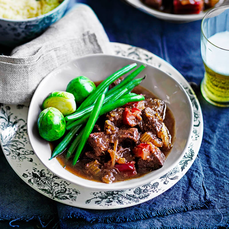 Photo of Persian beef and rhubarb stew by WW