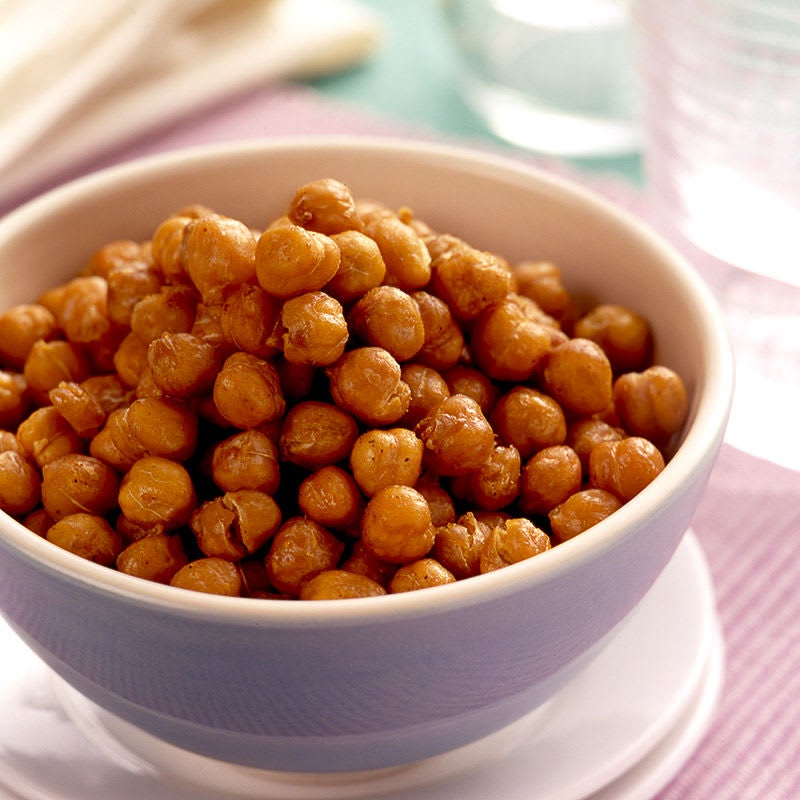 Photo of Roasted chickpeas by WW