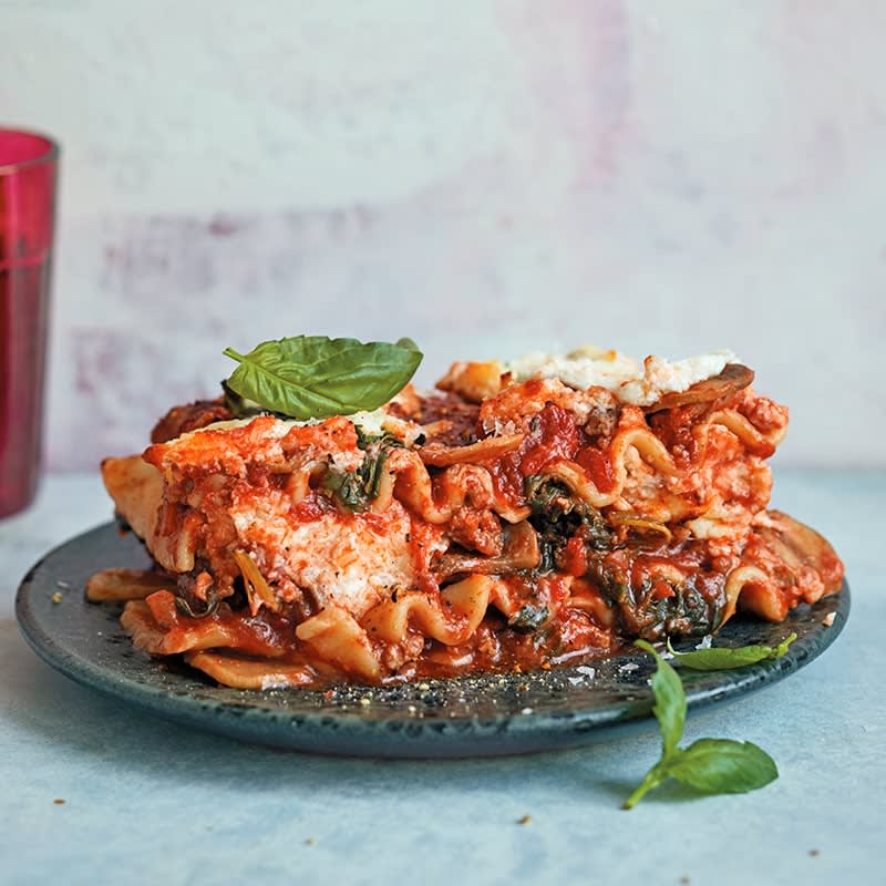 Photo of Slow-cooker simply delicious lasagne by WW