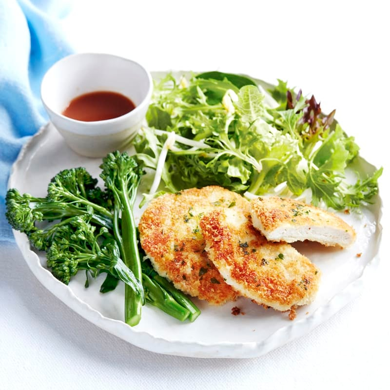 Photo of Crumbed chicken with hoisin dipping sauce by WW