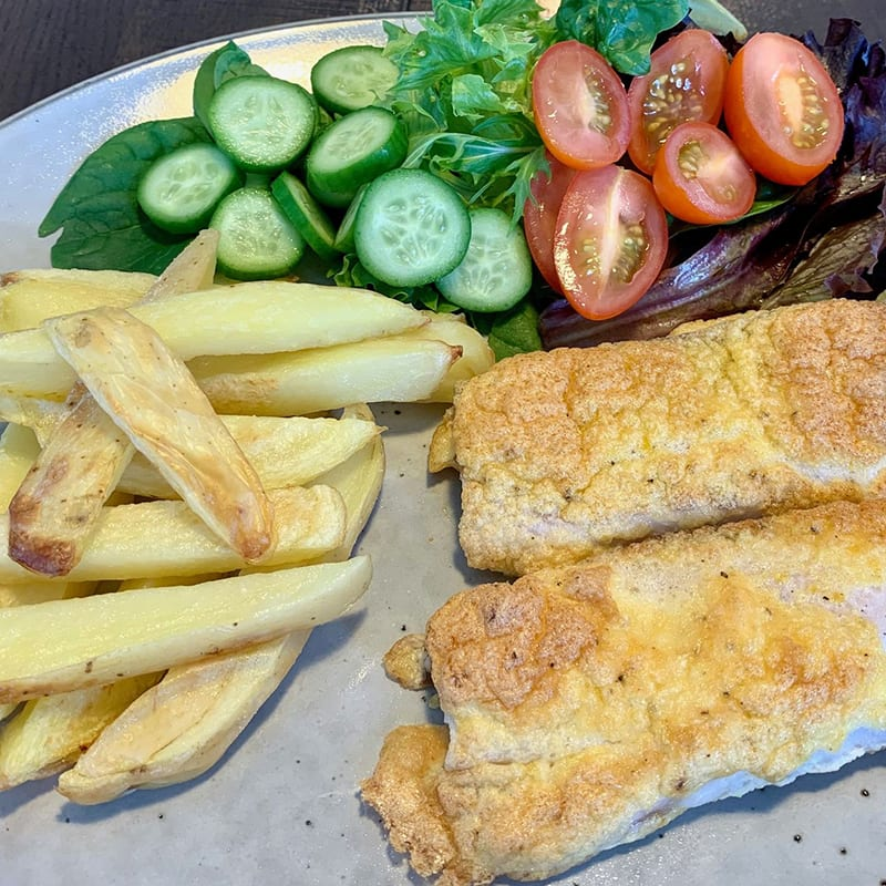 Photo of Shellie's fish and chips by WW