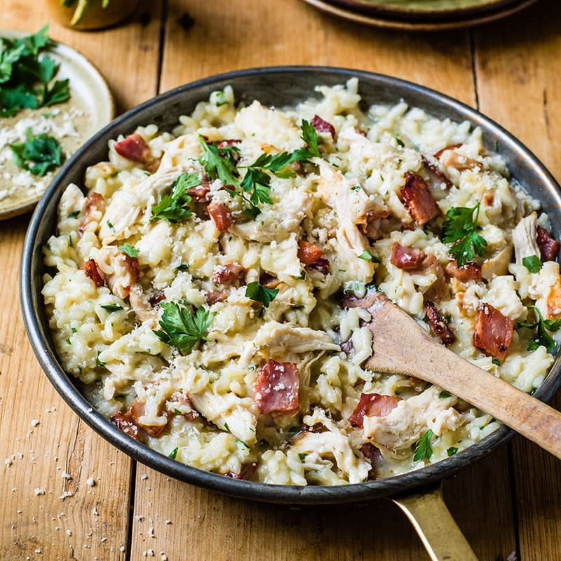 Photo of Chicken and bacon risotto by WW