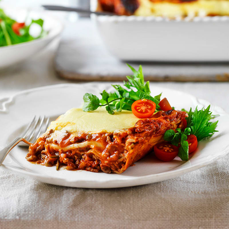 Photo of Beef and vegetable lasagne by WW