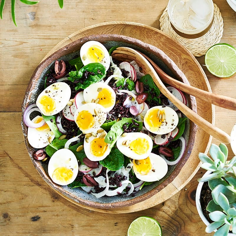 Photo of Egg and rice salad by WW