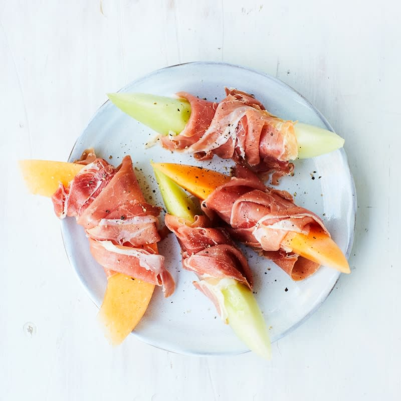 Photo of Melon and prosciutto by WW