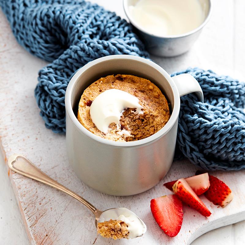 Photo of Anna's 90 second mug muffin breakfast by WW