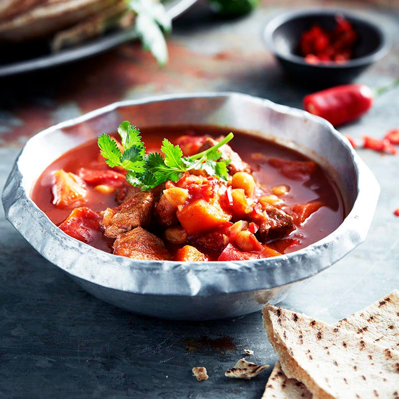 Photo of Moroccan lamb soup by WW