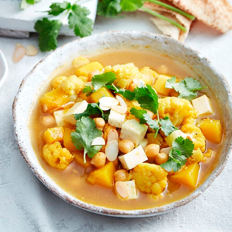 Photo of Curried chickpea and vegie soup by WW