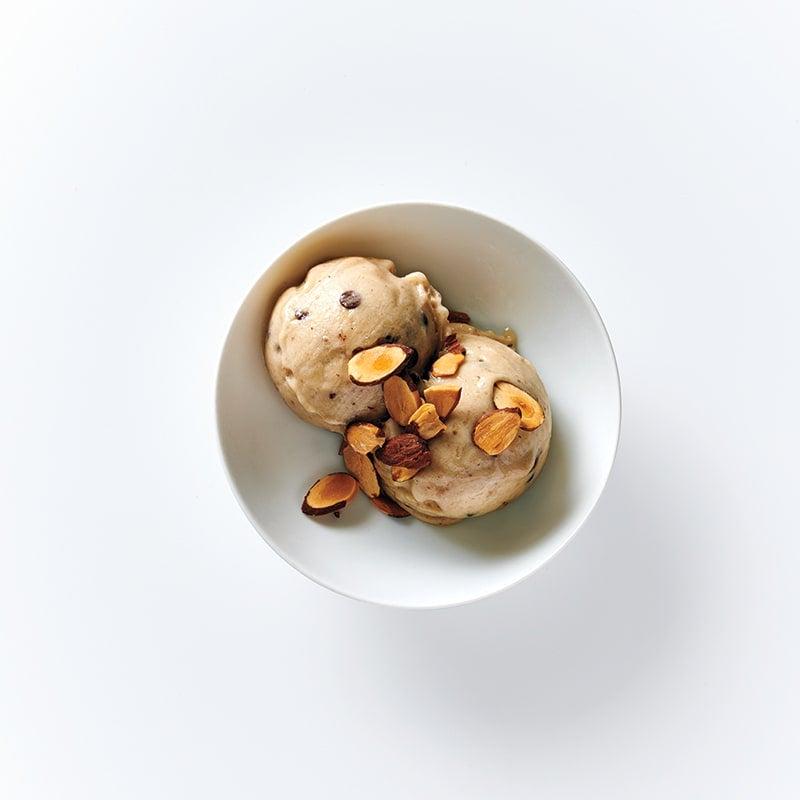 Photo of Chocolate and almond nice cream by WW