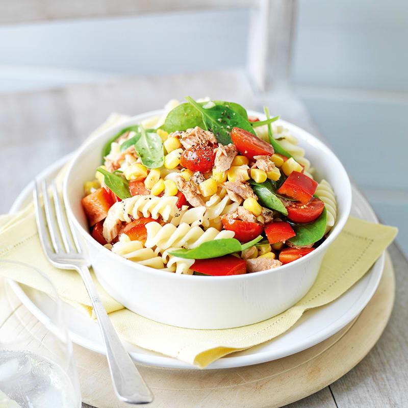 Photo of Tuna pasta salad by WW