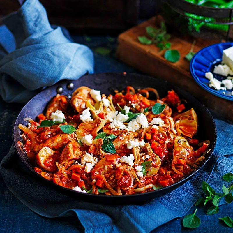 Photo of Greek chicken casserole by WW