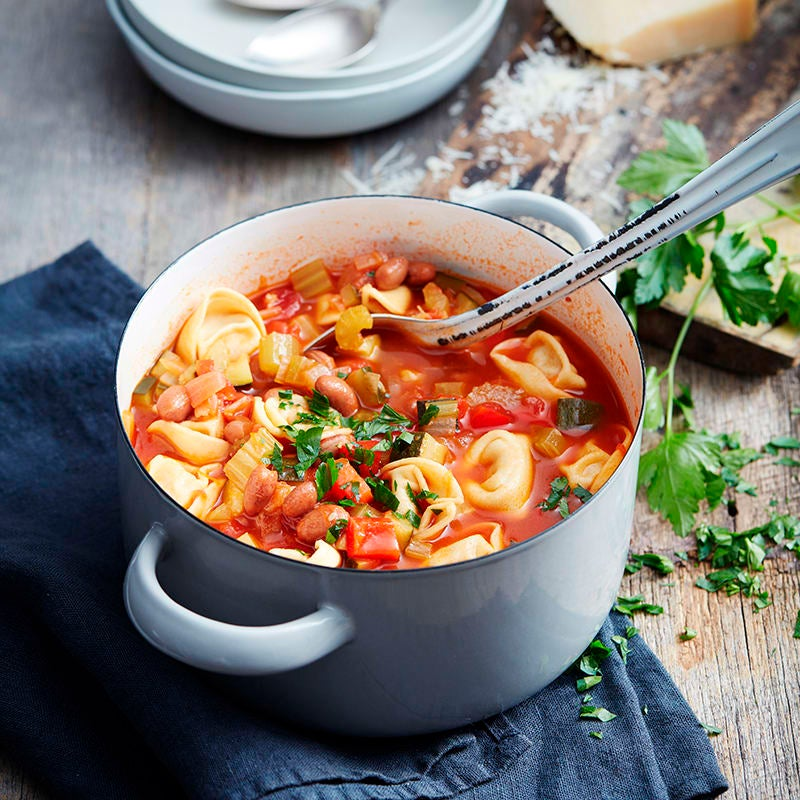 Photo of Tortellini and bean soup by WW