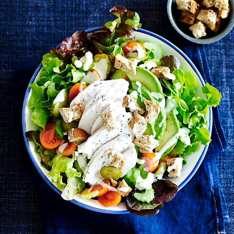 Photo of Old-fashioned chicken salad by WW