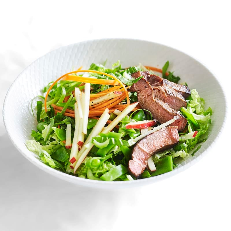 Photo of Hoisin lamb with Asian greens by WW