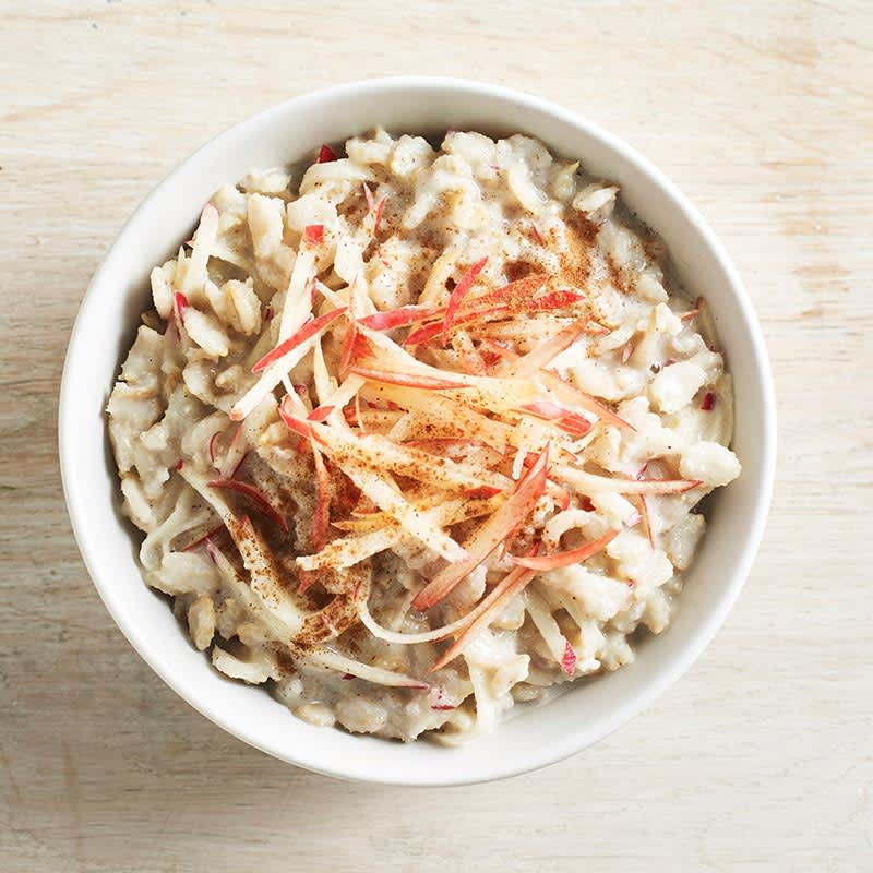 Photo of Apple and cinnamon barley porridge by WW