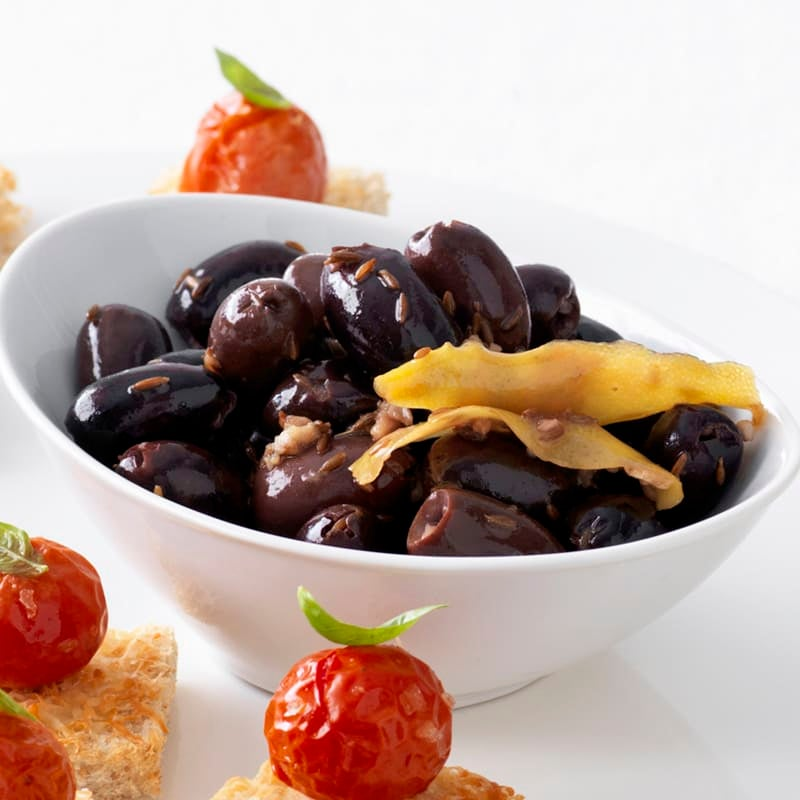 Photo of Warm cumin-scented olives by WW