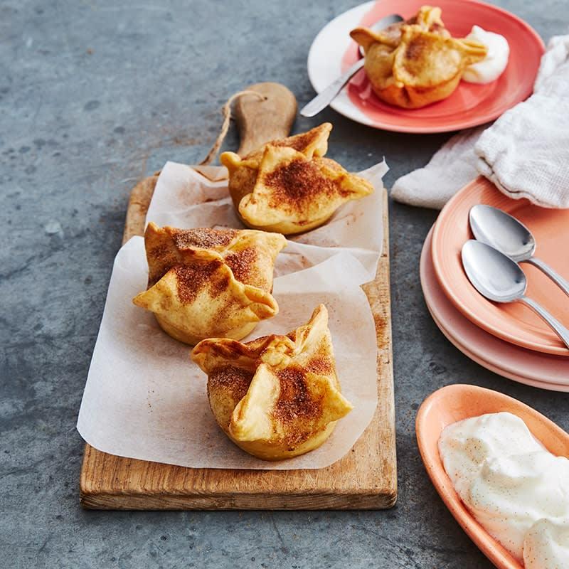 Photo of Sarah's mini apple pies by WW