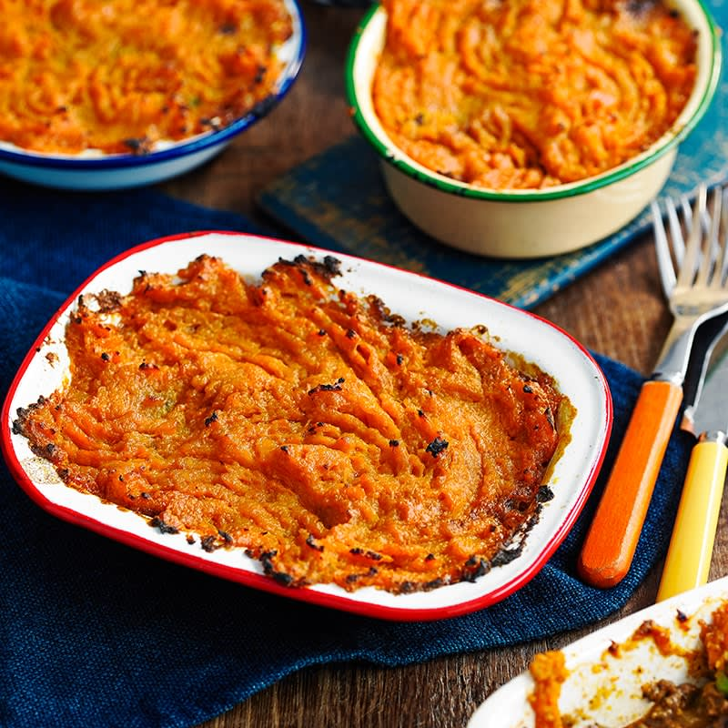 Photo of Cottage pie with sweet potato topping by WW