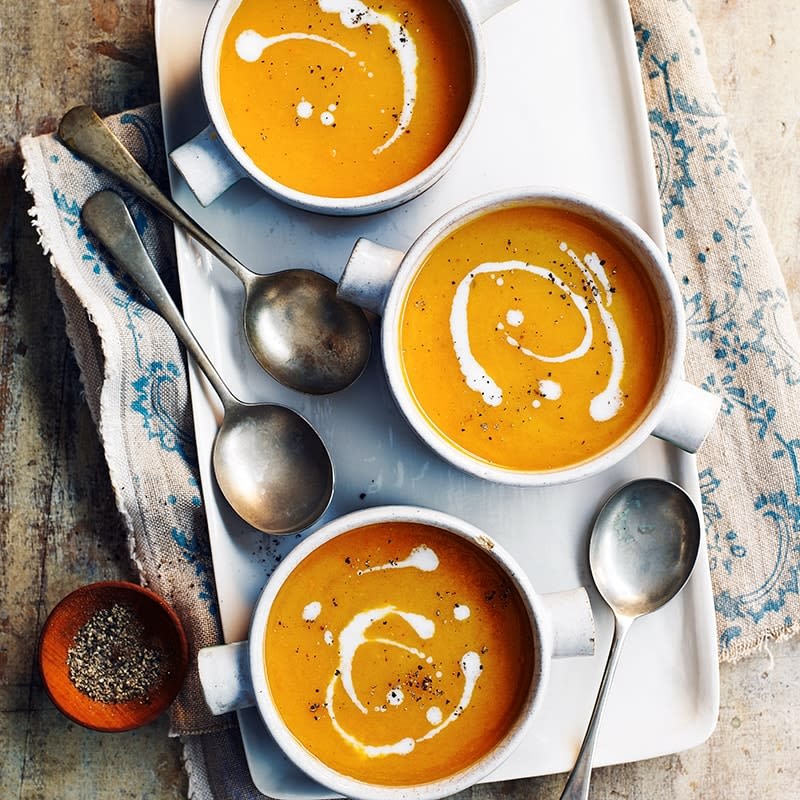 Photo of Pumpkin soup by WW