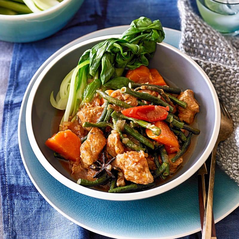 Photo of Vietnamese pork stew by WW
