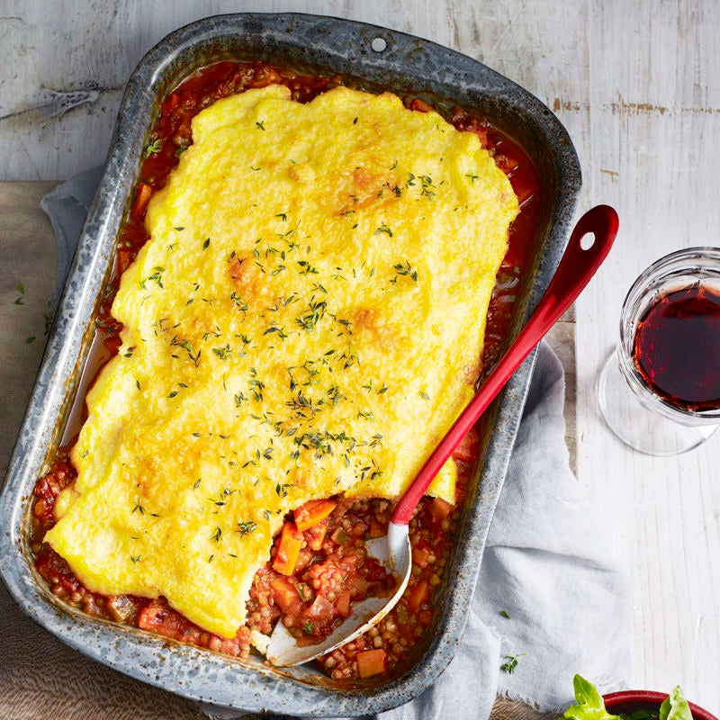 Photo of Vegetable and polenta bake by WW