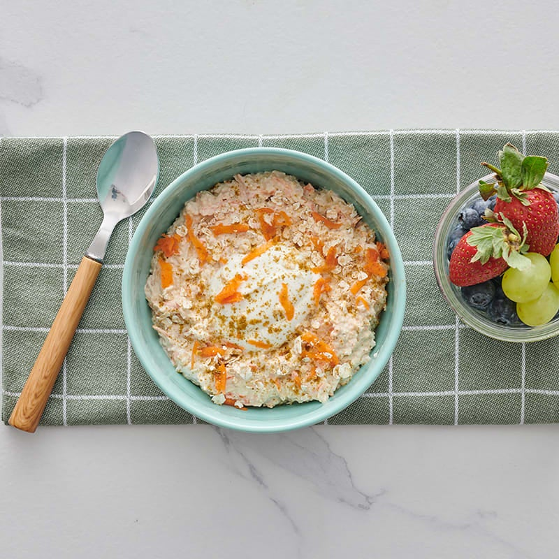Photo of Carrot cake overnight oats by WW