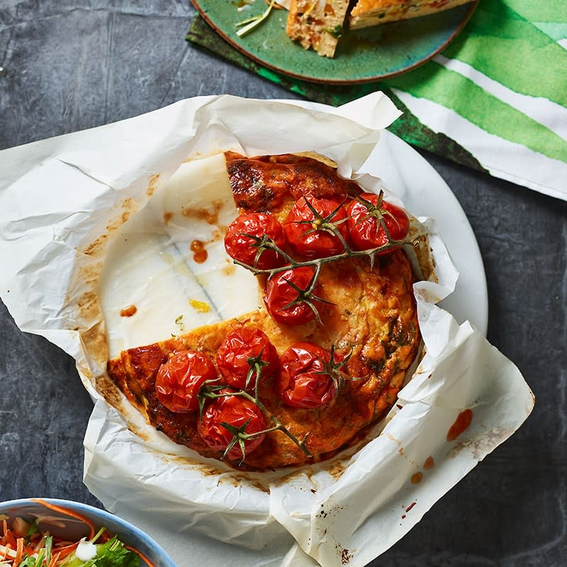 Photo of Roasted tomato quiche by WW