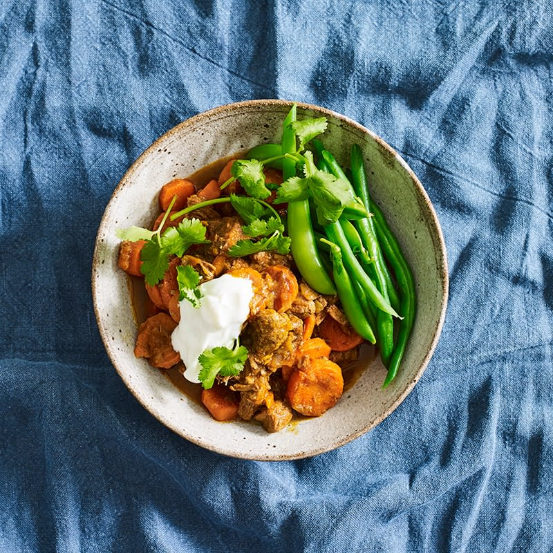 Photo of Slow-cooker lamb korma by WW