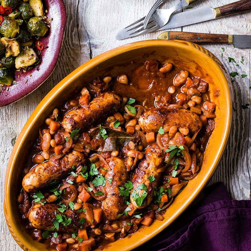 Photo of Beef and sausage cassoulet by WW