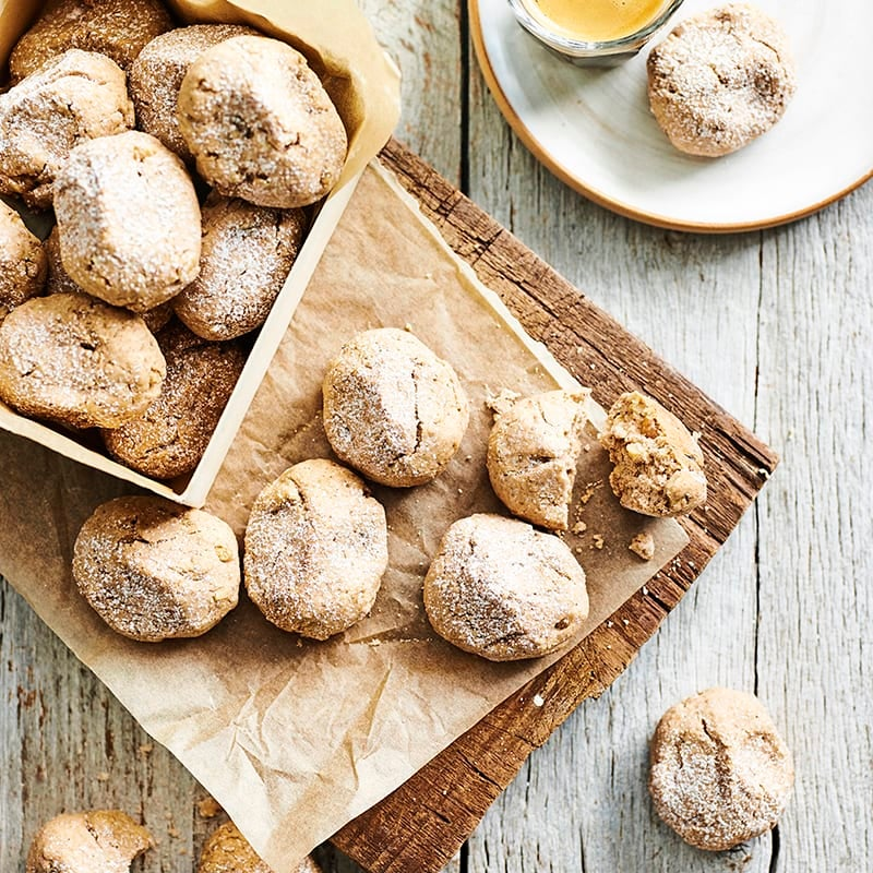 Photo of Italian spiced Christmas biscuits (Cavallucci) by WW