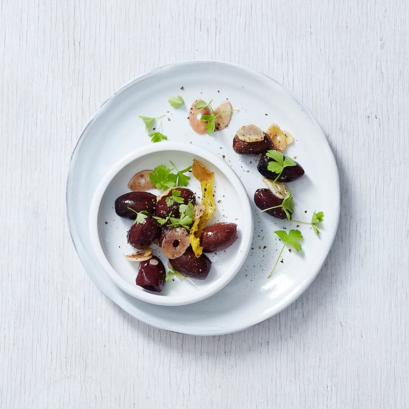 Photo of Warm marinated olives by WW