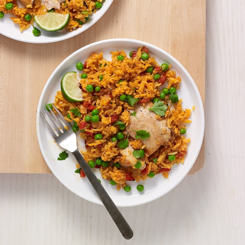 Photo of Spanish-style chicken rice by WW