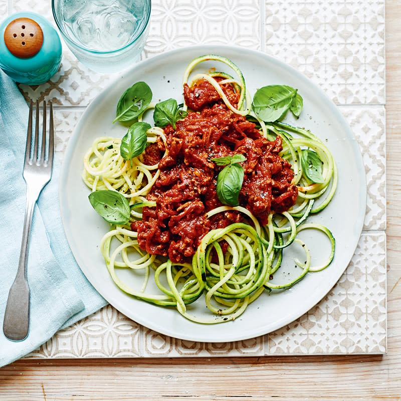 Photo of Zoodle bolognese by WW
