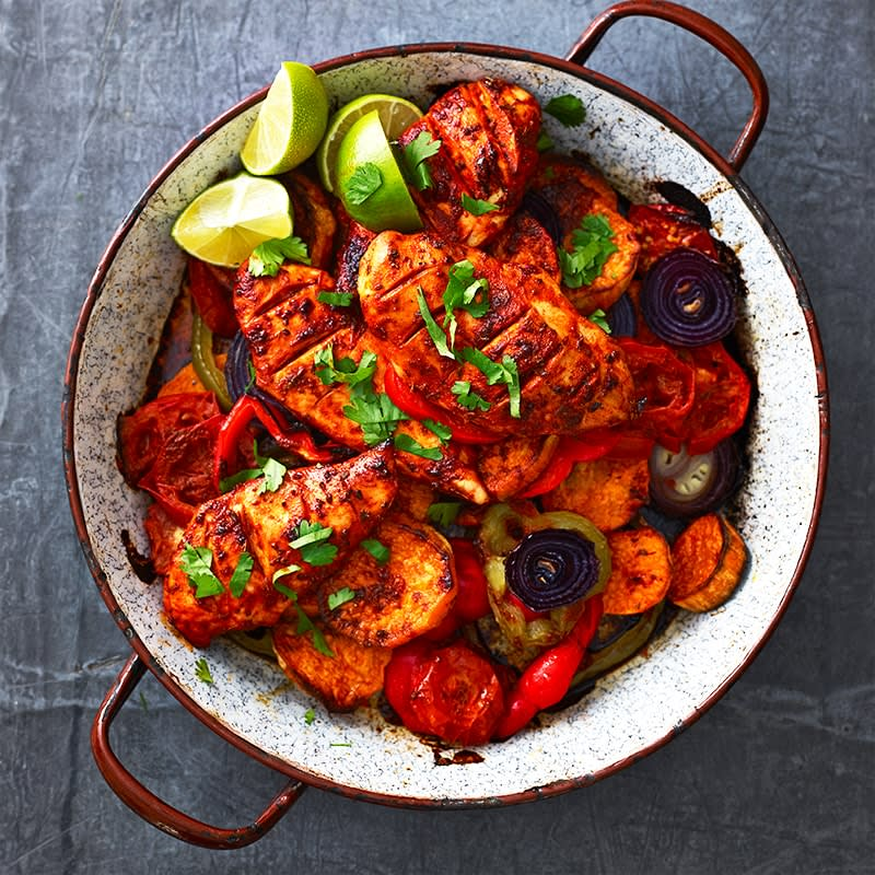 Photo of Mexican-style chicken by WW