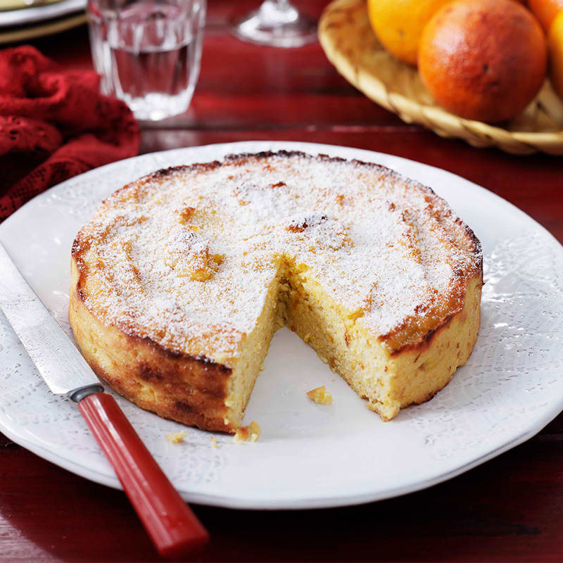 Photo of Orange and almond cake by WW