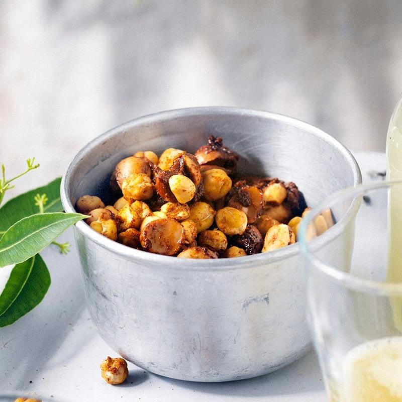 Photo of Spiced nut mix by WW