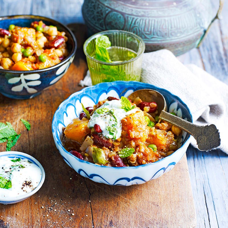 Photo of Slow-cooker vegetarian dhal by WW