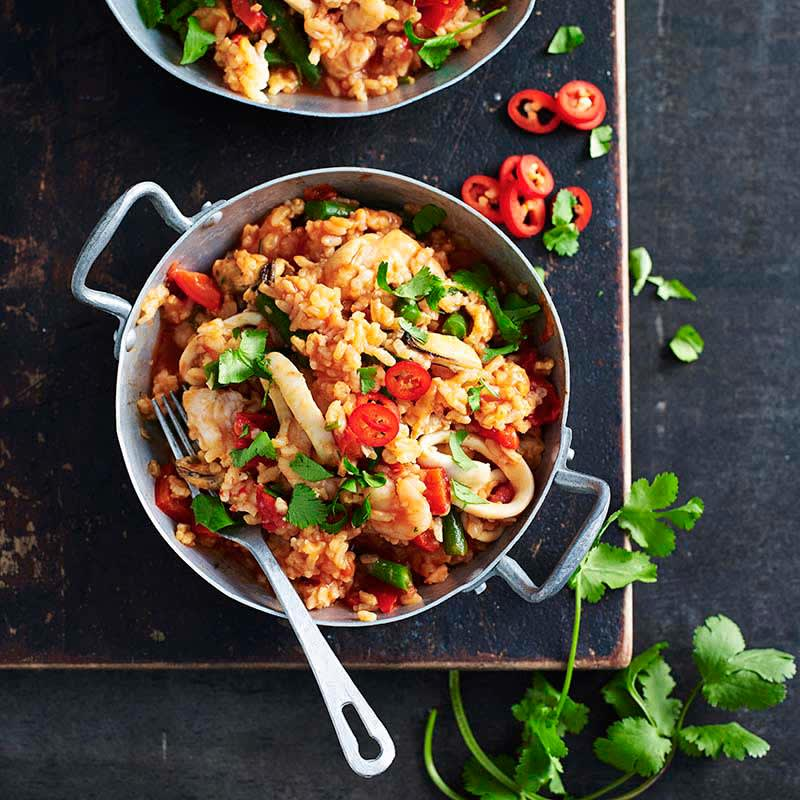Photo of Portuguese seafood rice by WW
