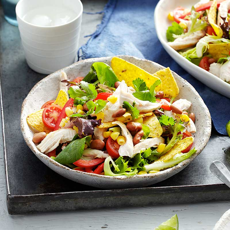 Photo of Mexican chicken salad by WW
