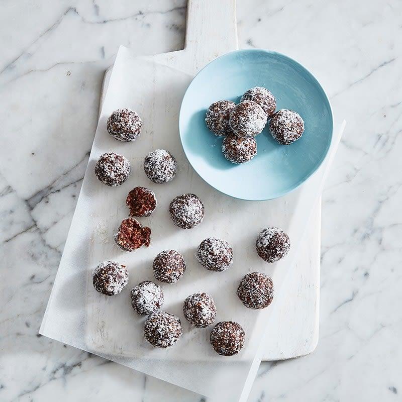 Photo of Anna's chocolate hazelnut bliss balls by WW