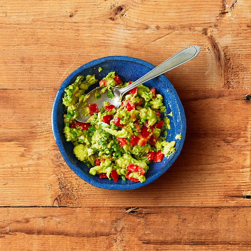 Photo of Spicy guacamole by WW