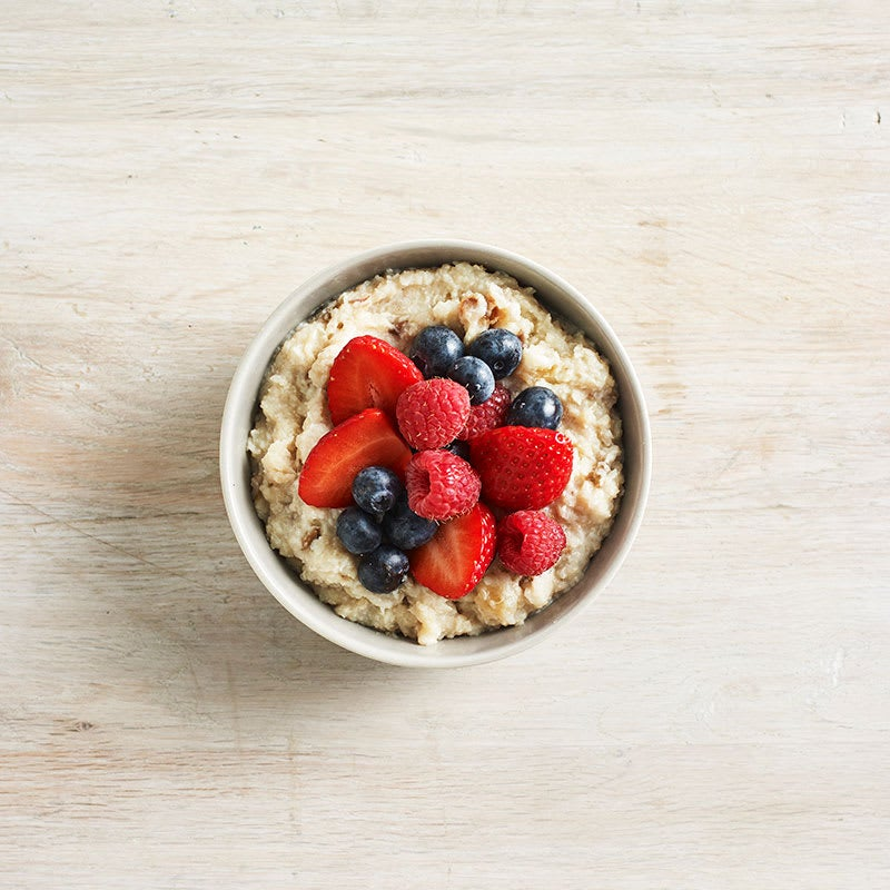 Photo of Date and coconut quinoa porridge by WW