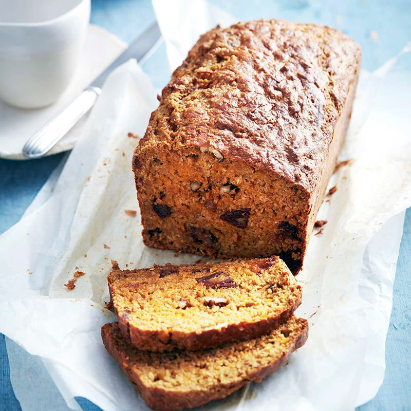 Photo of Date, pumpkin and walnut loaf by WW