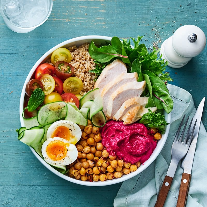 Photo of Protein grain bowls by WW