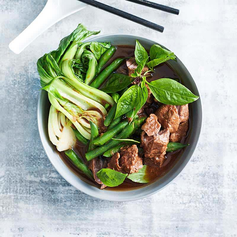 Photo of Slow-cooked Vietnamese beef stew by WW